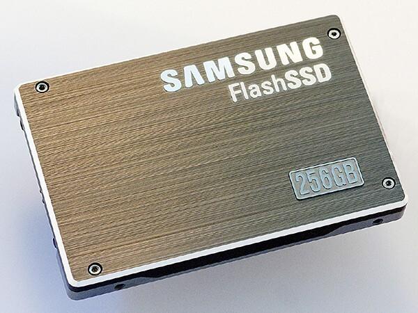Samsung-SSD mit 256 GB