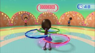 Wii Fit Hula Hoop