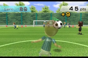 Wii Fit Kopfball