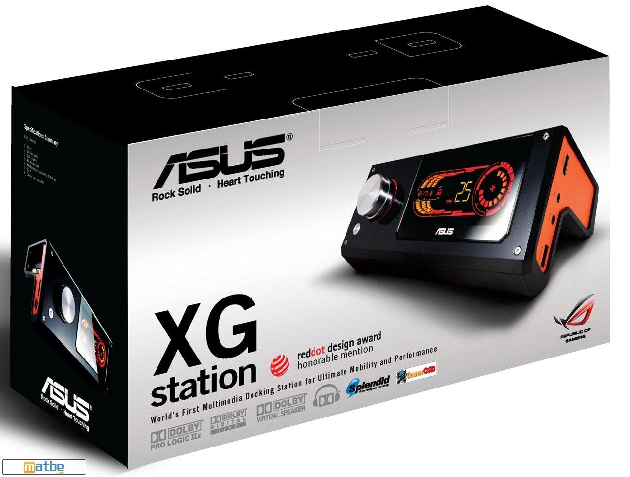 AS ROG XG Station