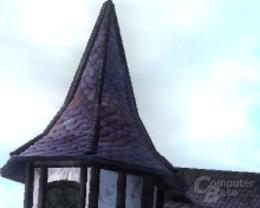 ATi RV670 Oblivion -  2xAA Zoom