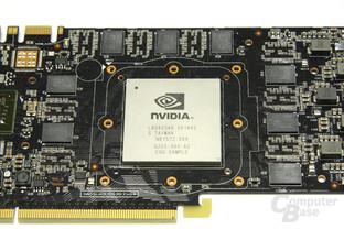 GeForce GTX 280 GPU und Speicher