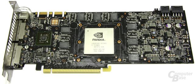 GeForce GTX 280 ohne Kühler