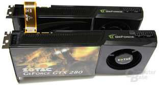 Nvidia GeForce GTX 280 SLI