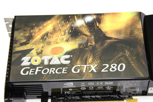 Zotac GeForce GTX 280 Logo
