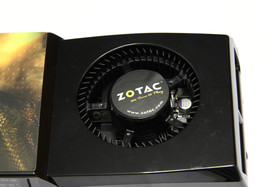 Zotac GeForce GTX 280 Lüfter