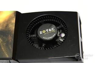Zotac GeForce GTX 280 Lüfter