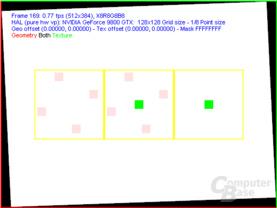 nVidia G92 FSAA-Viewer - 4xTSSAA