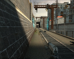 nVidia G92 Half-Life 2 -  16xHQAF