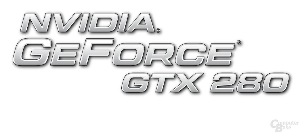 GeForce GTX 280 Logo