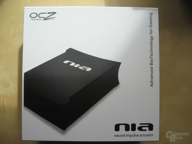 OCZ Neural Impulse Actuator