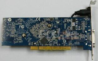 Albatron PCI-Karte