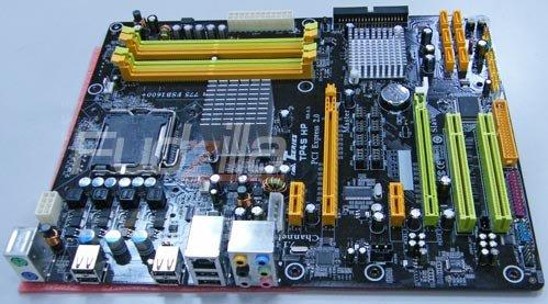 Biostar TP45 HP