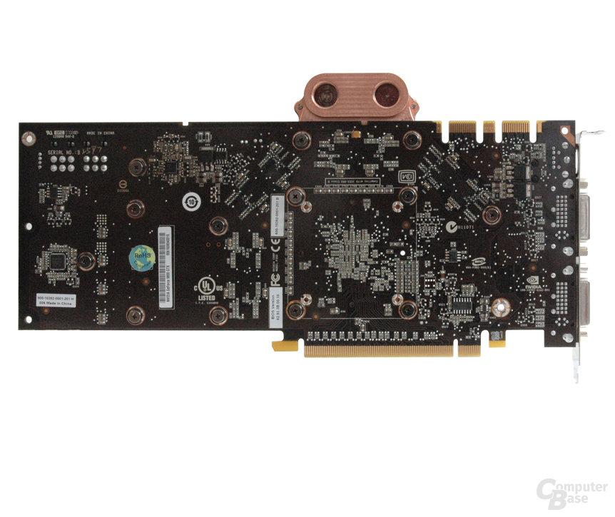 BFG GeForce 9800 GTX H²OC
