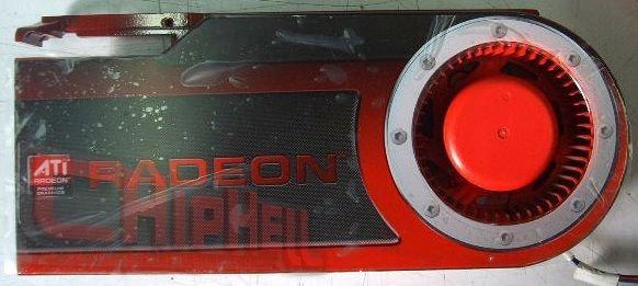 Kühler der ATi Radeon HD 4870 (RV770 XT)