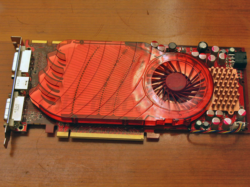 ATi Radeon HD 4850 (RV770 Pro)