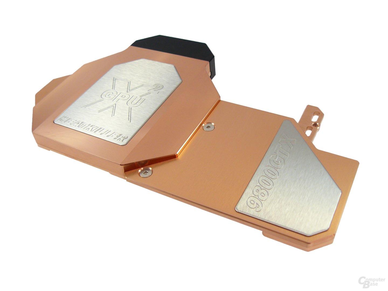 Watercool Heatkiller GPU-X² 9800GTX