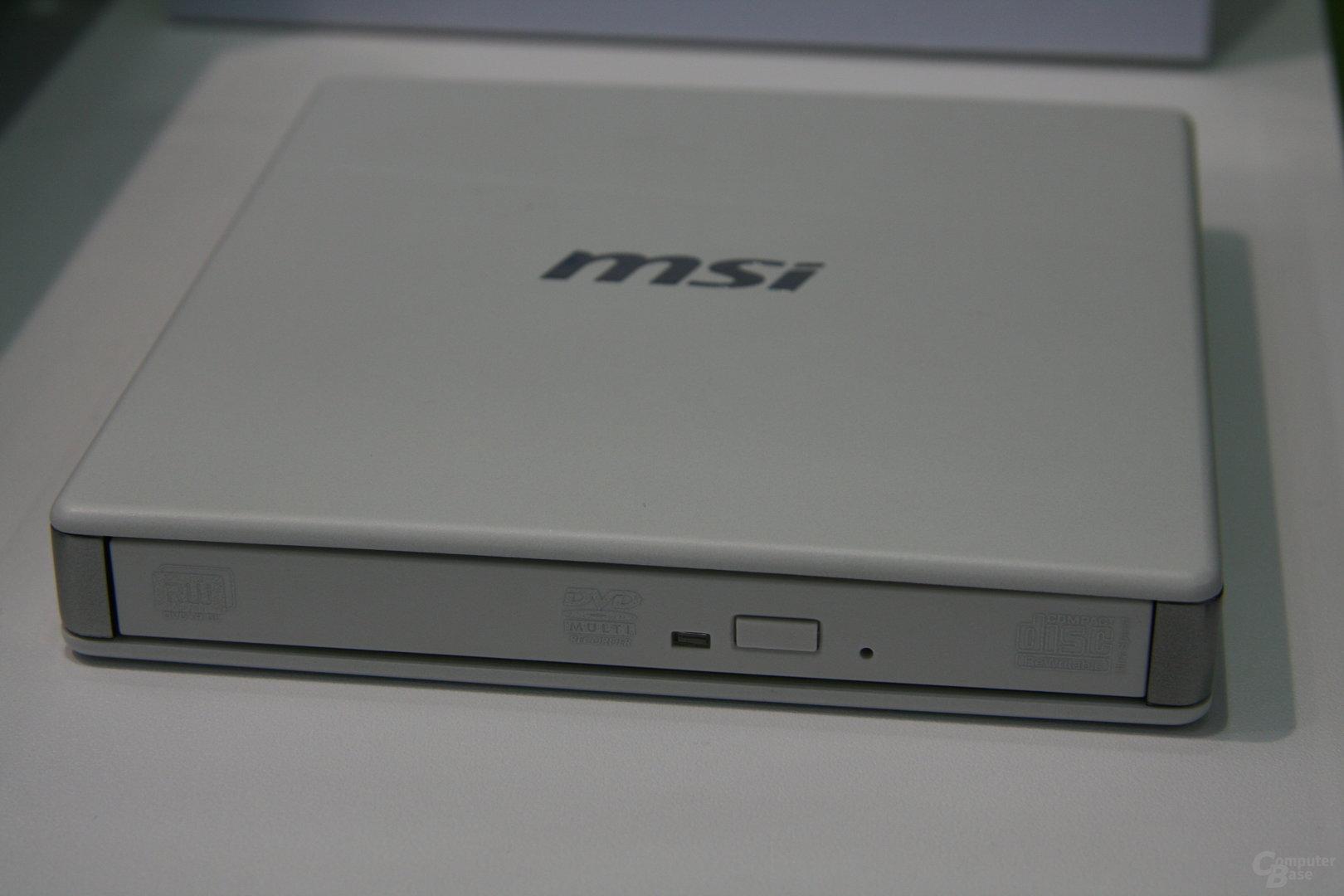 MSI Wind Notebook und PC im Detail