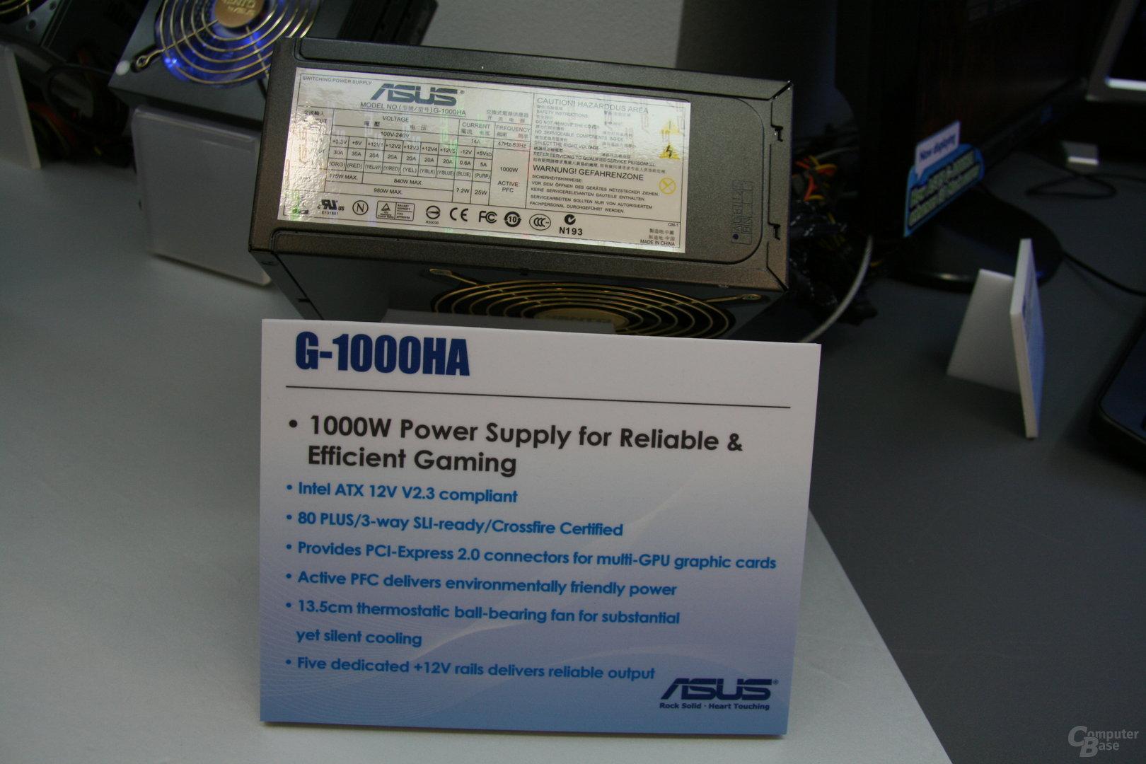 Asus G-1000HA