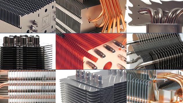 Lüfterlose CPU-Kühler im Test: Orochi und Co. im (Semi-)Passiv-Vergleich