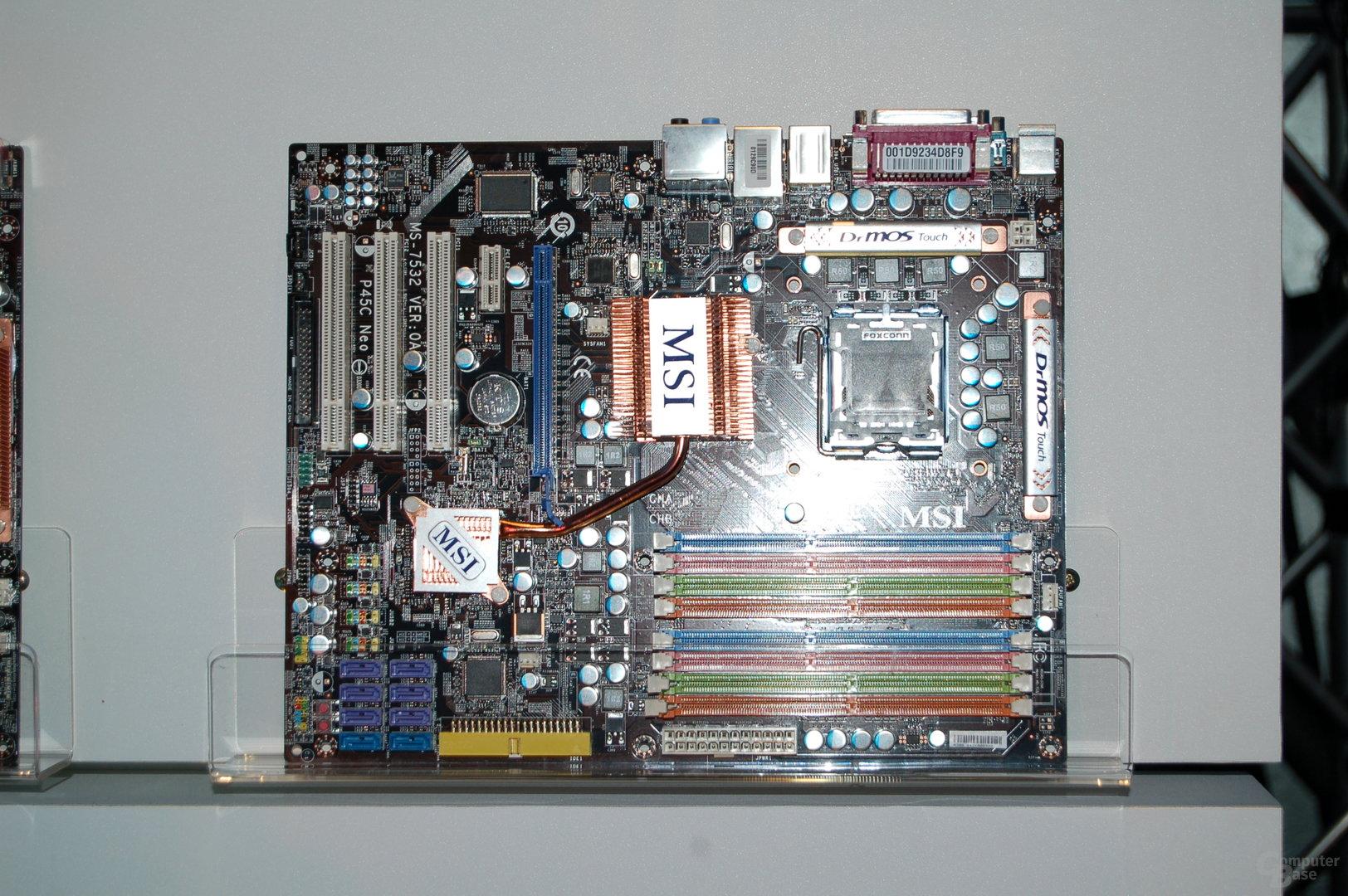 """Mainboards mit """"Intel Series 4""""-Chipsatz"""