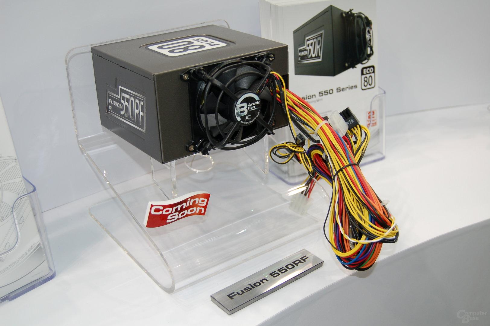 Fusion 550 RF