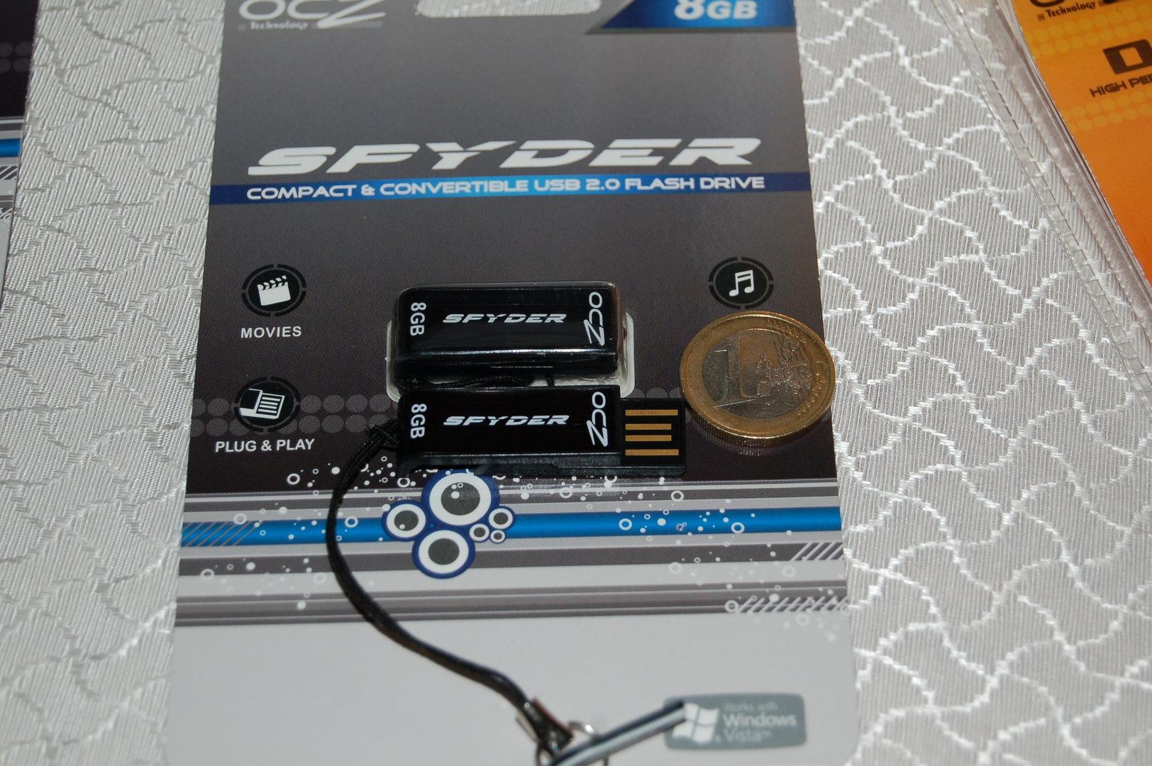 OCZ Spyder