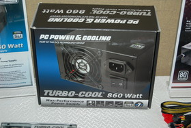 PC Power & Cooling Turbo-Cool 860
