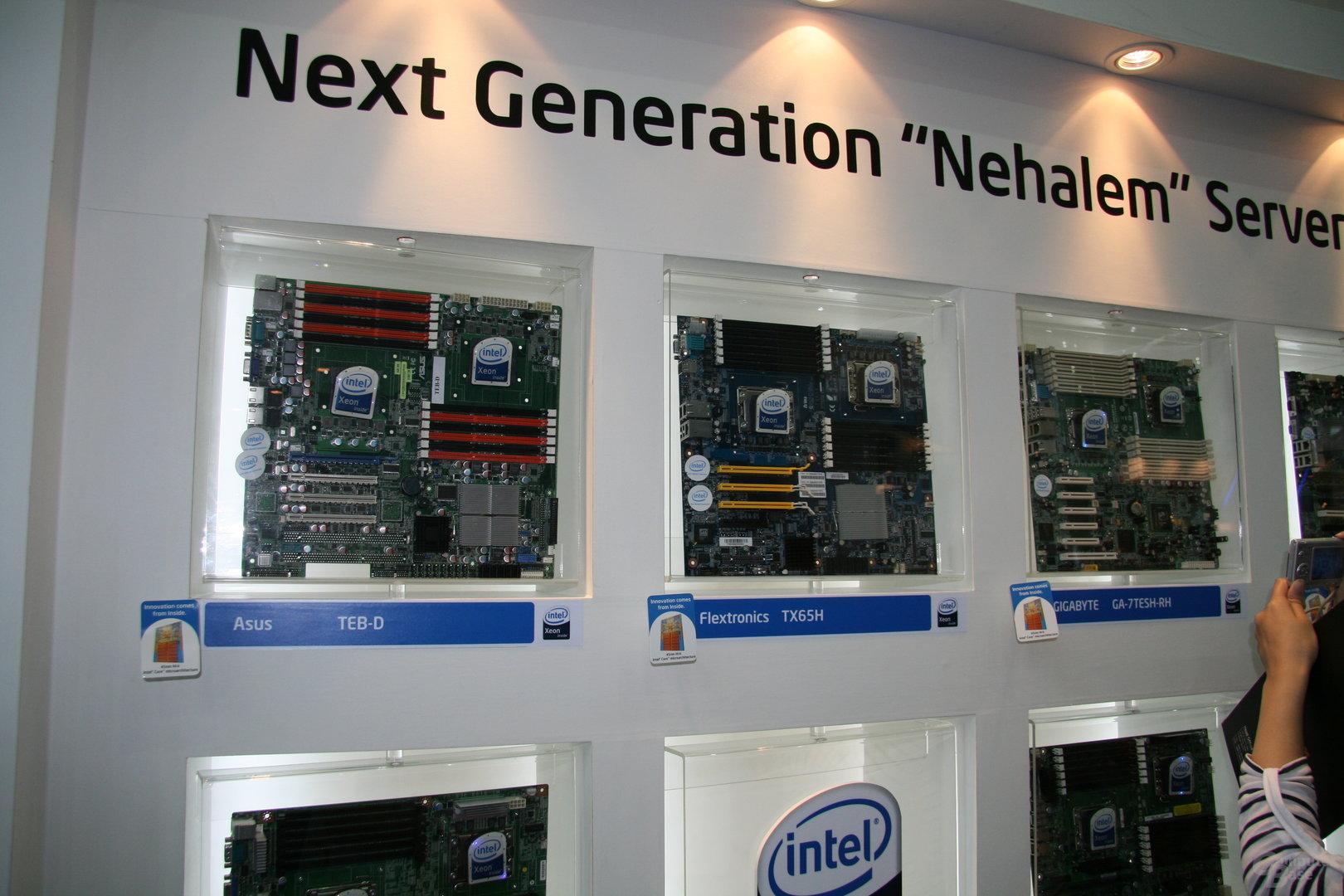 Nehalem-Mainboard