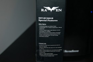 Silverstone Raven RVM01