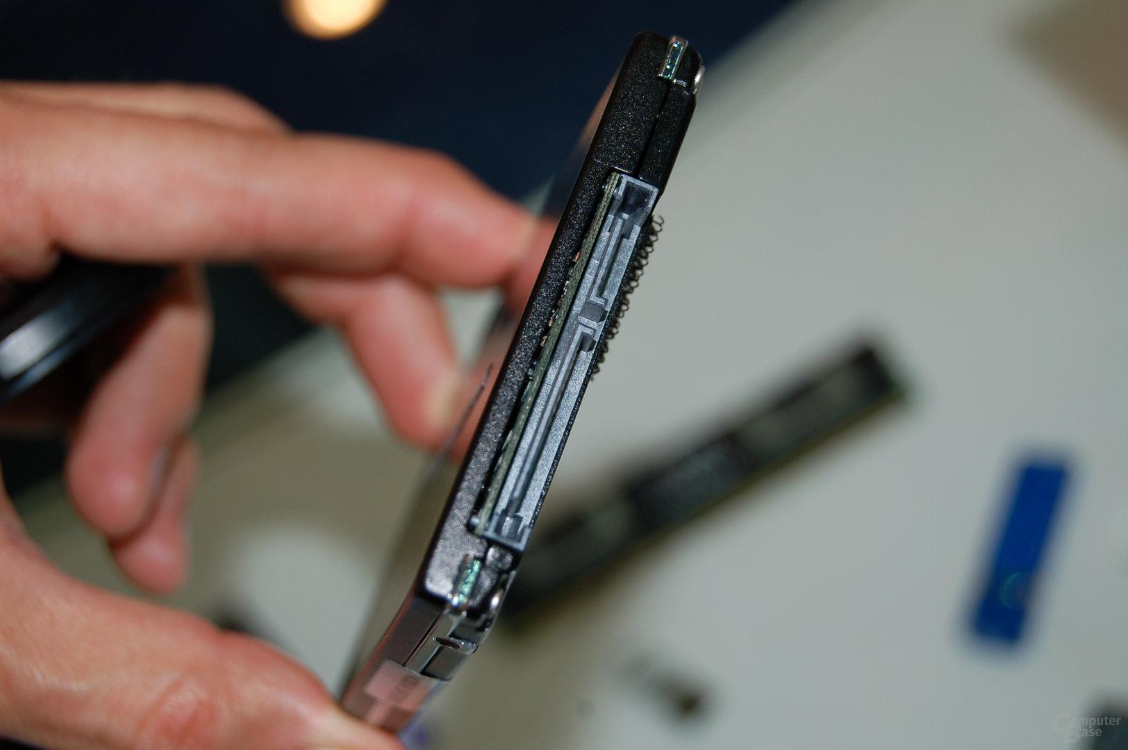 2,5-Zoll-SSD für den Retail-Markt
