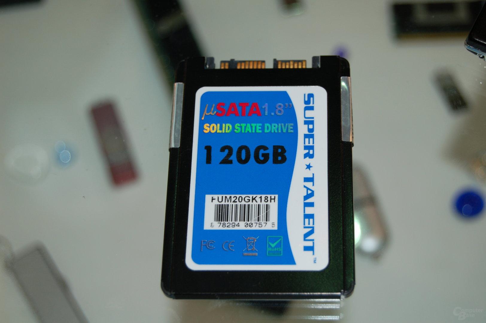 µSATA-SSD