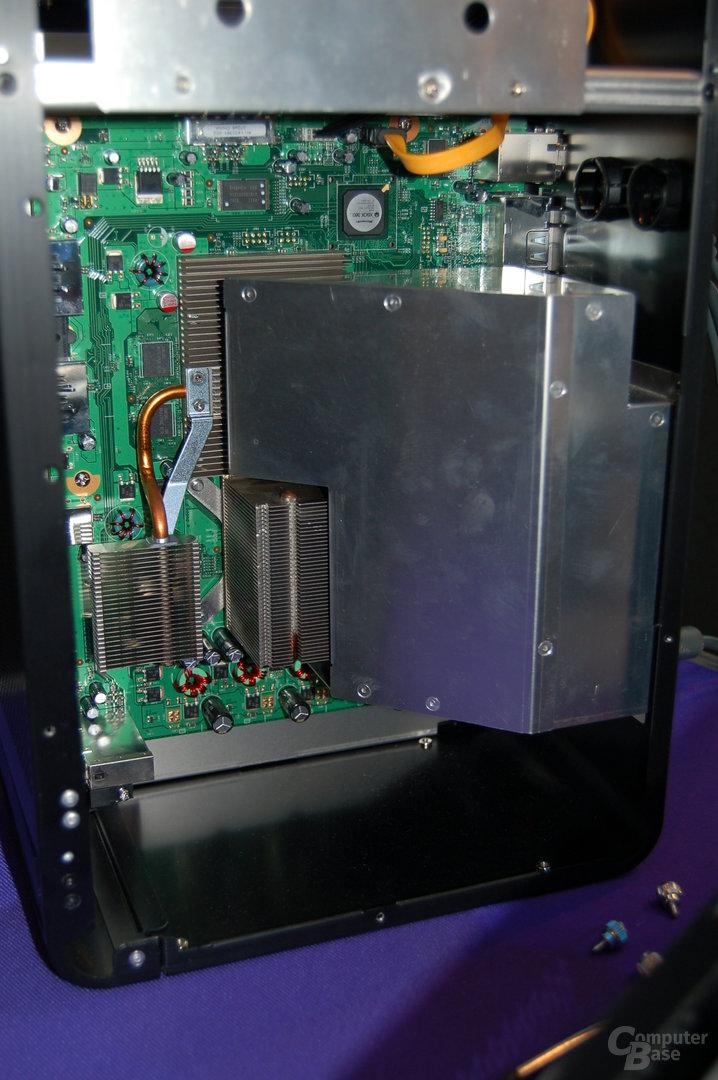 Gehäuse zum Einbau einer Xbox 360