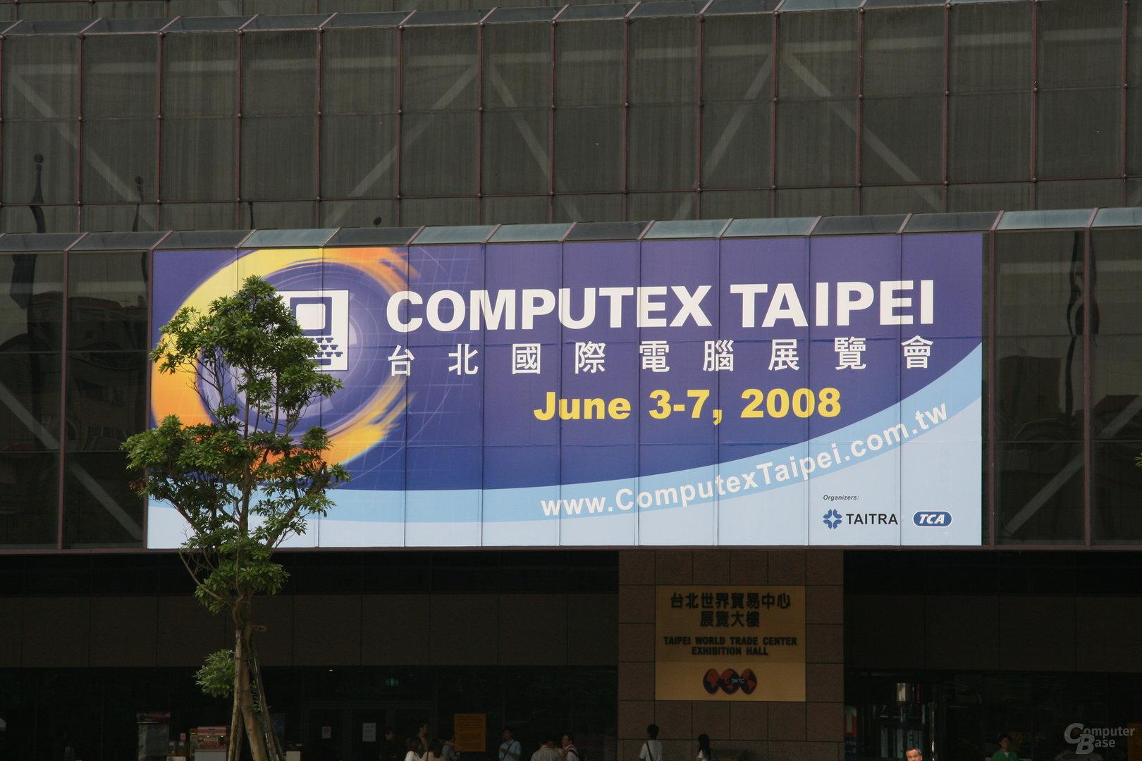 Impressionen Computex