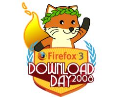 Firefox 3 – Download Day 2008