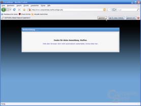 Firefox 3 – Passwort speichern