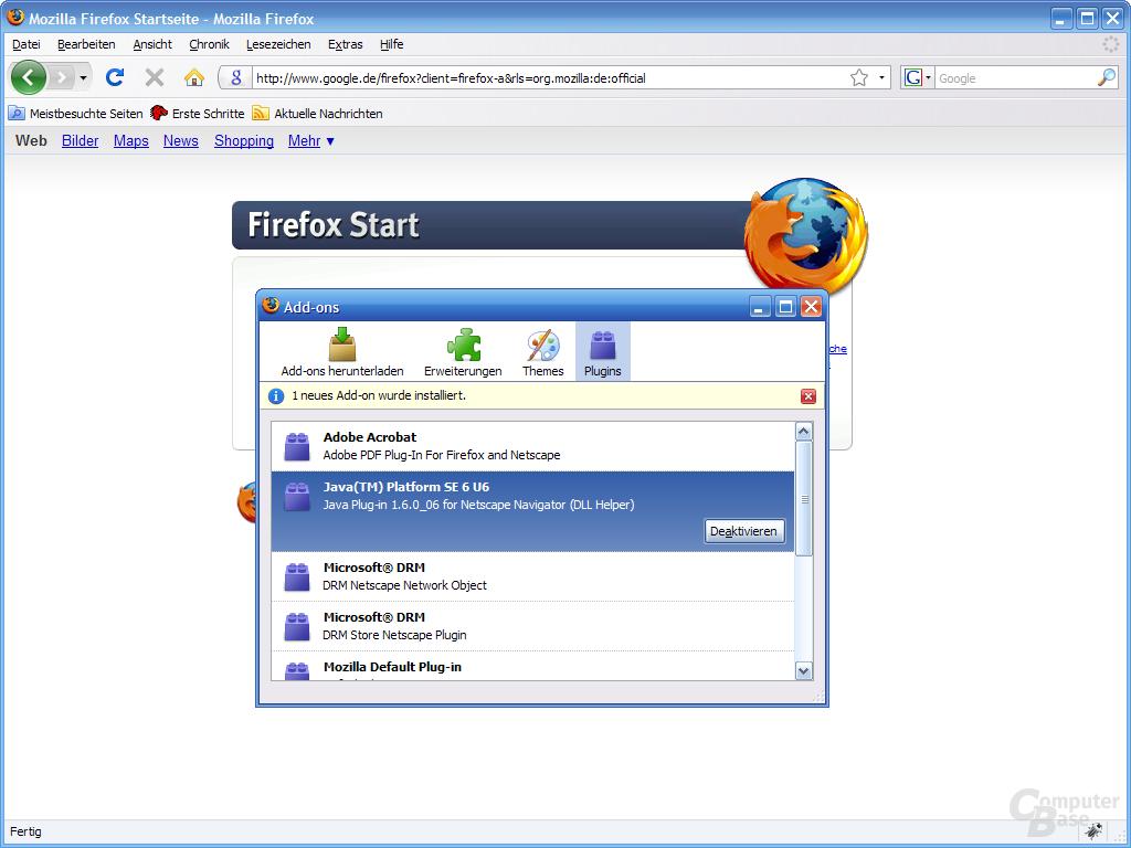 Firefox 3 – Add-ons (5)