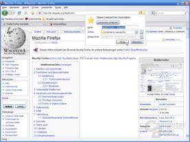 Firefox 3 – Lesezeichen setzen (1)