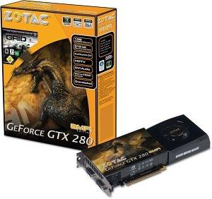 Zotac GeForce GTX 280 AMP! Edition