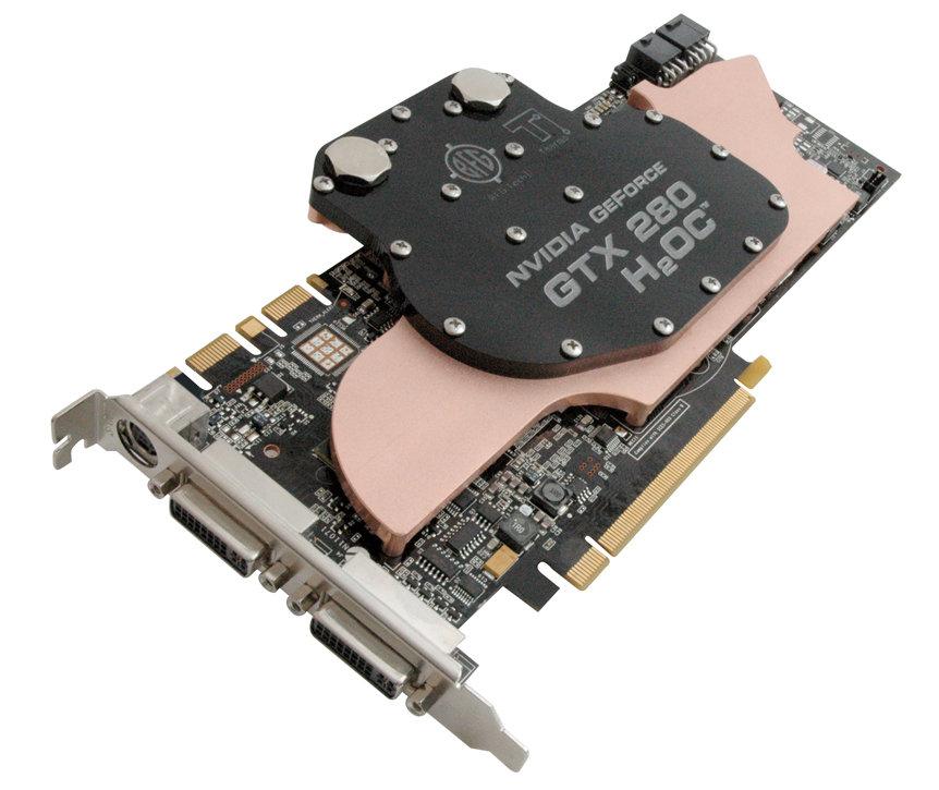 BFG GeForce GTX 280 H2OC