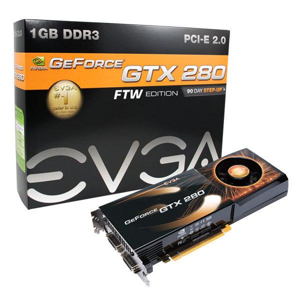 EVGA GeForce 280 GTX FTW