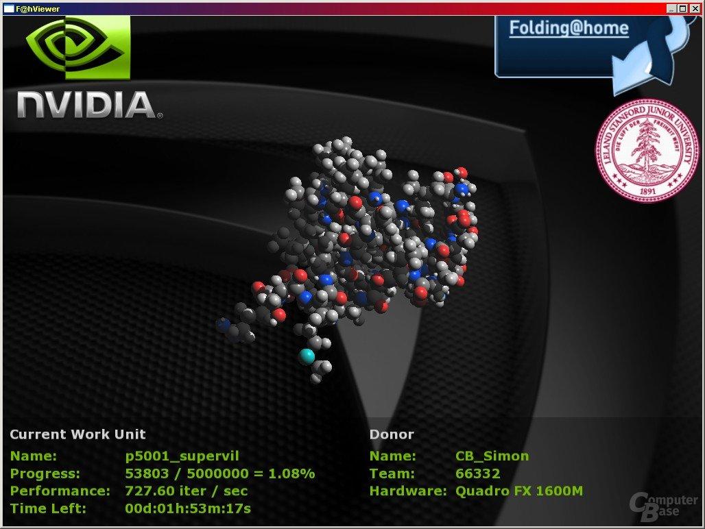 Folding@Home GPU2 Client