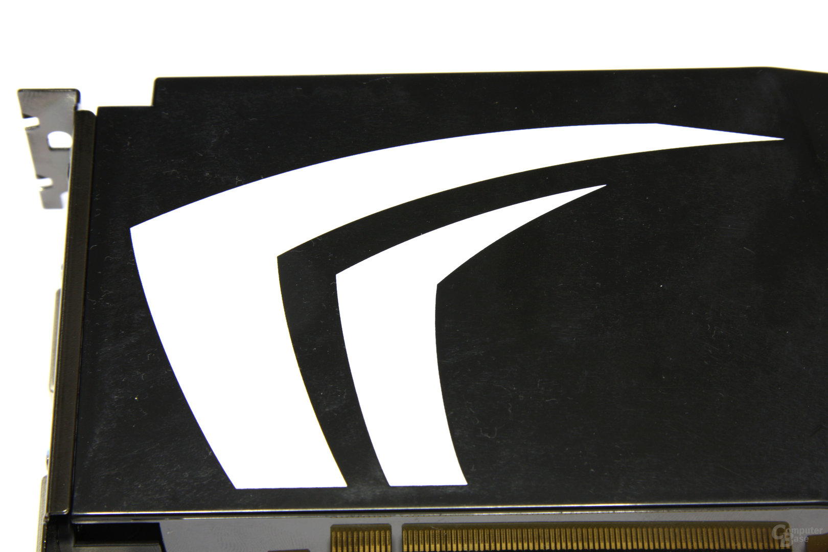GeForce 9800 GTX+ Logo