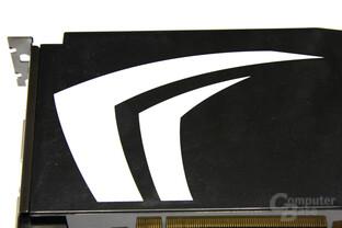 GeForce 9800 GTX+ Logo