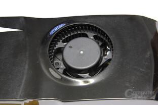 GeForce 9800 GTX+ Lüfter