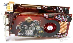 Radeon HD 4850 CrossFire