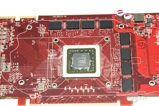 Radeon HD 4850 GPU und Speicher