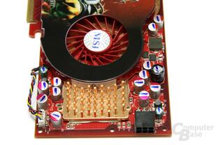 Radeon HD 4850 Kartenende