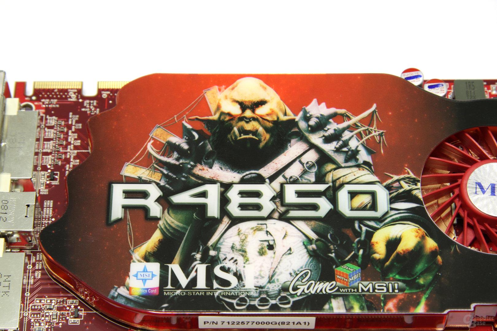 Radeon HD 4850 Logo