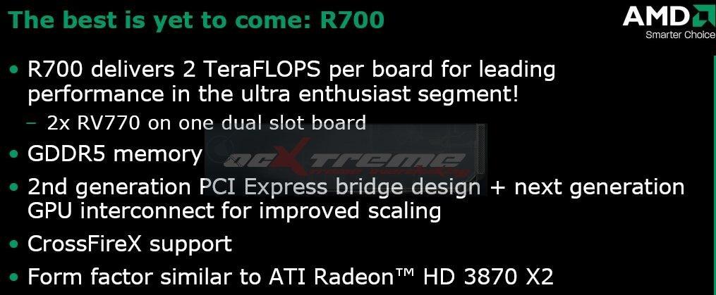 Vermeintlich von ATi stammende Informationen zum R700